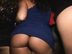 Babes fingering themselves at vip party