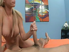 Wife gets banged hard infront of husband