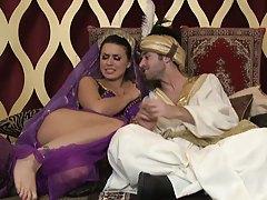 Eva is sultans new slutty skank