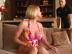 Sexy babes Jayden and Krissy are mad at husbands
