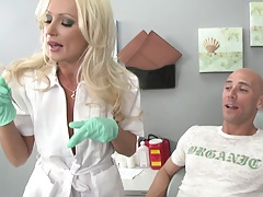 Dr doll is one sexy dentist