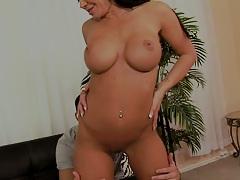 Big tits date with Savannah Stern
