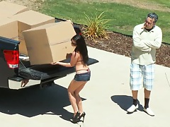 Real wife stories married milf unpacking