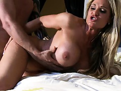 Big tits milf Tyler doggy fucking penetrated