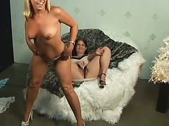 Chelsea Zinn and her friend two mature cougars in heat