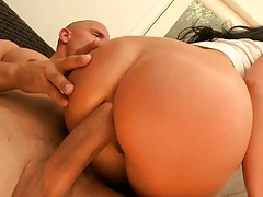 Mya anal cowgirl humping hard ass stretch