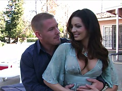 Outdoor milf swap with sexy wives Vanessa Lane and Regan Anthony