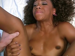 Teen ebony hardcore fuck for Michelle Brown