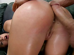 Anal ass spreading punishment hard fuck