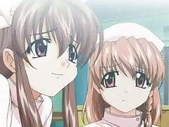 Anime cartoon nurse videos