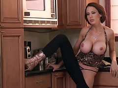Hot Mom McKenzie is a dirty filthy cock hungry milf
