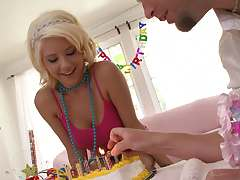 Tessa Taylor an 18 year old teen on Disgraced 18