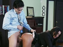 Priya Anjali Rai gets office fucked on the desk