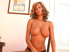 Nice big tits well maybe even huge tits Zuzana Drabinova
