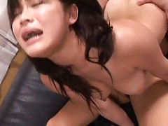 Asian big tits reverse cowgirl hardcore cock riding sex