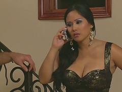Jessica Bangkok is on pornstar punishment