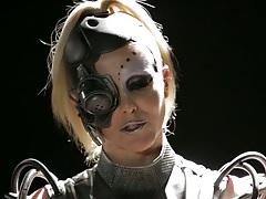Robo slut fetish with underworld milf Julia Ann