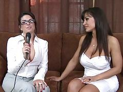 Lisa Ann talks about her porn star past