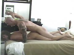 Kirra Lynn gets plowed from behind on hidden camera