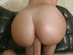 Doggy style nice curvy ass rear penetration